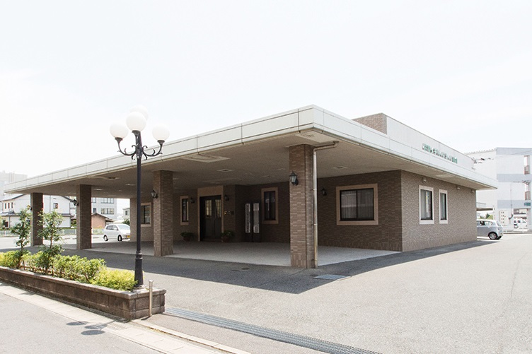 佐賀メモリードホール新館